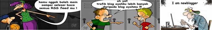 Pengertian Dasar Blog dan Blogging