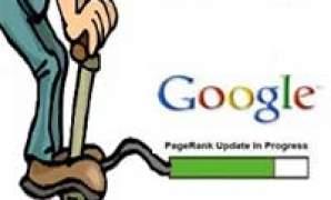 update pagerank PR