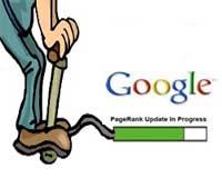 Update PageRank Tidak Ada Lagi