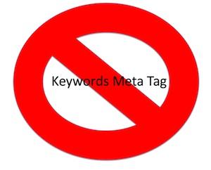 Meta tag Keyword sudah tidak berguna di 2015