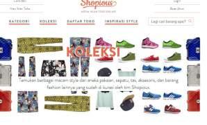 Toko Online Pakaian Pria di shopious.com