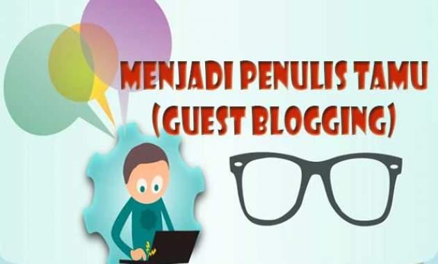 guest blogging (penulis tamu)