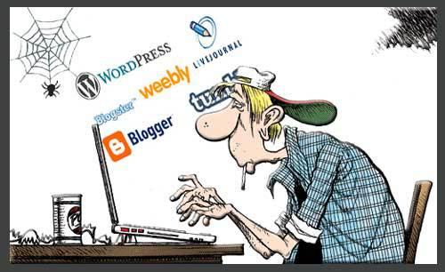 Bagaimana Cara Membuat Blog Dummy